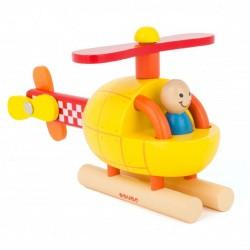 Kit Magnet Hélicoptère de la marque Janod.