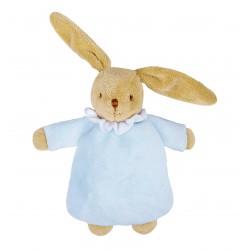 Hochet lapin bleu de la marque Trousselier