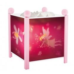 Trousselier lanterne magique Princesses Fées. Décoration chambre bébé