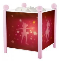 Trousselier lanterne magique Ballerines. Décoration chambre bébé
