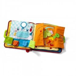 Livre éducatif Lilliputiens Bonjour Petit Lapin