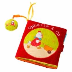 Livre Ophélie & Co de la marque Lilliputiens