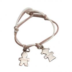 Bracelet figurines personnalisées