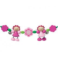 Selecta Spielzeug chaine d'activité Rosali