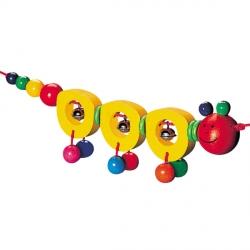 Chaine d'activité Vermino de la marque Selecta Spielzeug