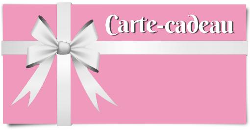 Carte Cadeaux naissance